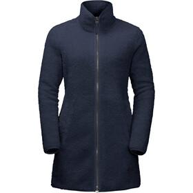 Jack Wolfskin High Cloud Coat Women midnight blue